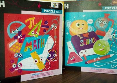 Box Tops for Education Illustrations