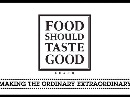 Food Should Taste Good Sizzle Reel