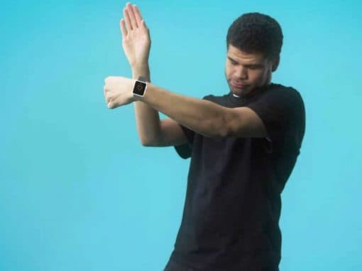 (Apple) Watch the beat drop.
