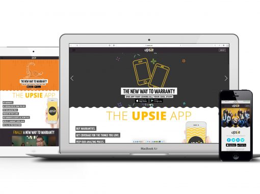 Upsie Website