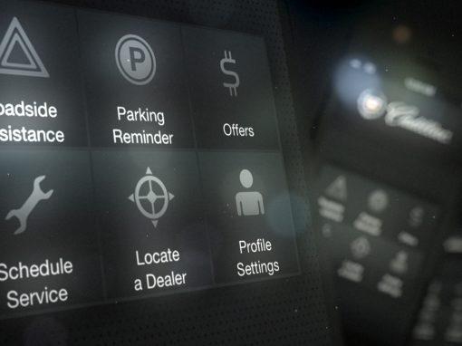 Cadillac App Icons