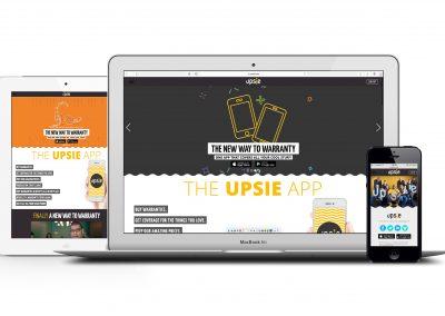 Upsie Website